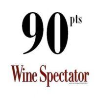 90 punti Wine Spectator - La Meirana 2015
